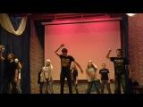 Танец 10 класс. К Новому году
