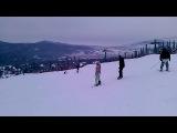 Шерегеш, 2014. Мое знакомство со сноубордом))))))))