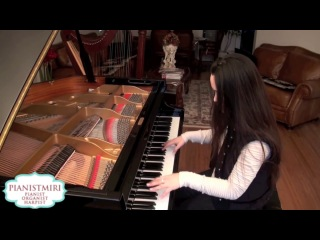 One Direction - What Makes You Beautiful - Piano Cover by Pianistmiri 이미리