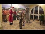 Мишка Тедди и дед мороз!Сюрприз на новый год,доставим подарок неожиданно в санкт-петербурге
