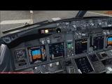 Запуск боинга 737