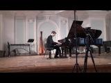 Николай Воронов играет свои произведения (1 ноября 2014, Рахманиновский Зал Консерватории)